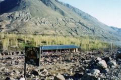 A solas assisted school in Chuini, Mastuj, District Chitral