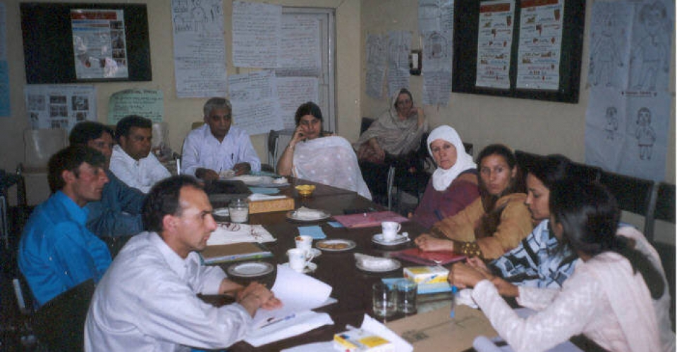 First health meeting 2004